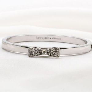 Kate Spade New York Ready Set Bow Bangle Bracelet